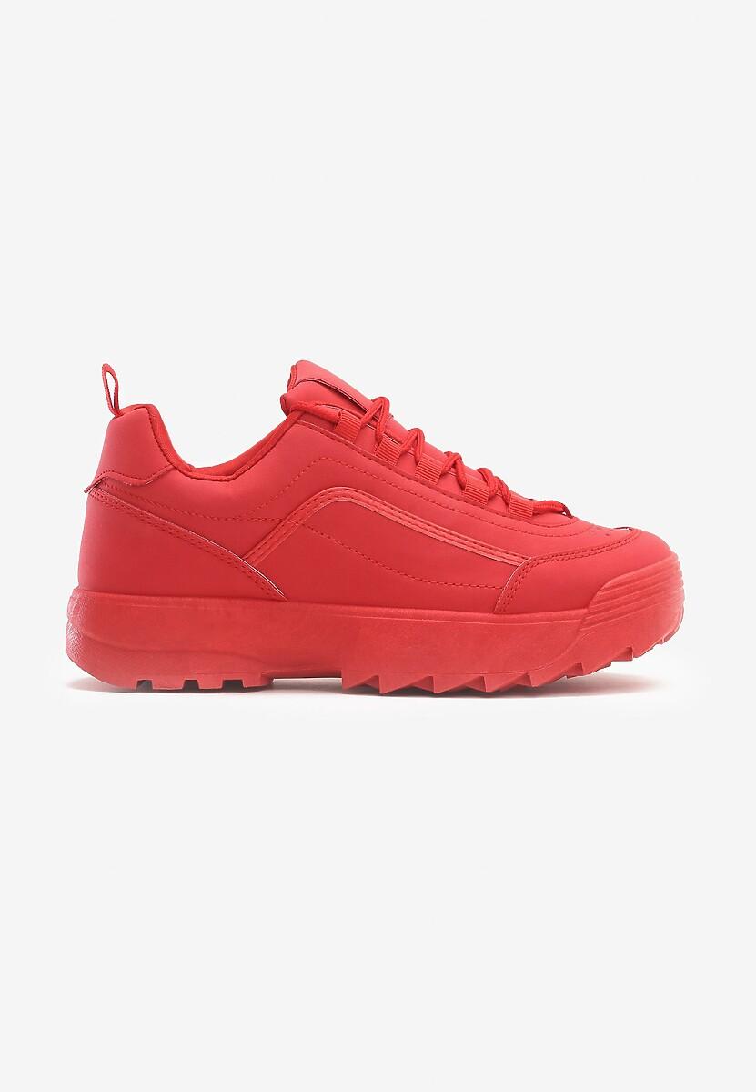 Czerwone Buty Sportowe Get This
