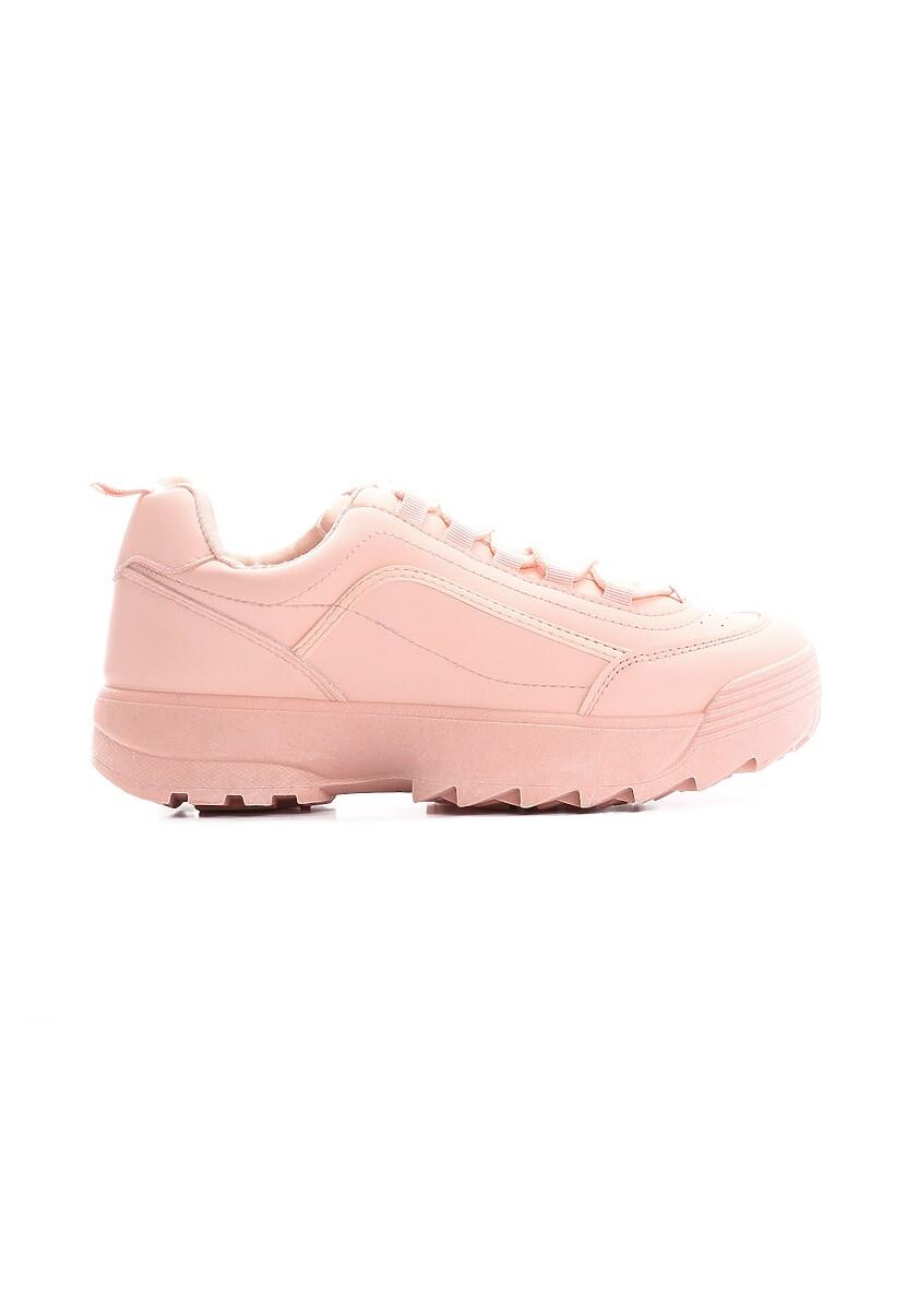 Różowe Buty Sportowe Get This