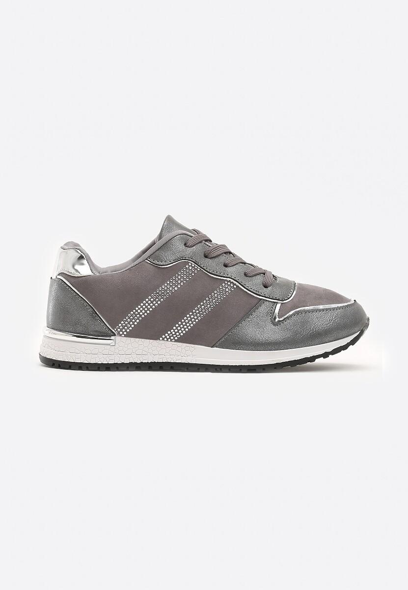 Szare Sneakersy Morning Running