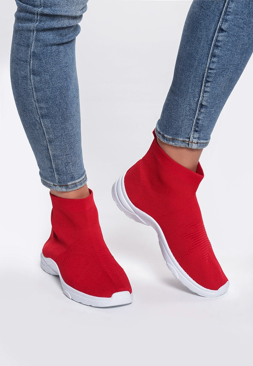 Czerwone Buty Sportowe Hypnotised