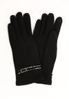Czarne Rękawiczki Benevolence