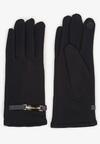 Granatowe Rękawiczki Calitea