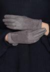 Szare Rękawiczki Observant
