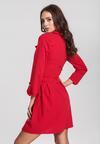 Czerwona Sukienka Beauty Layla
