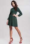 Zielona Sukienka Prepensely