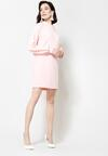 Różowa Sukienka Night Pearl