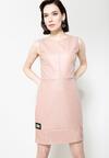 Różowa Sukienka Something Good