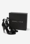 Czarne Sandały Kendall + Kylie Classy Modernity