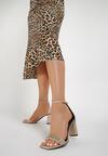 Beżowe Sandały Kendall + Kylie Glamourous
