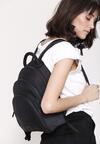 Czarny Plecak Kendall + Kylie Back To School