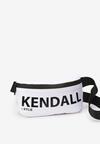 Biała Nerka Kendall + Kylie Waist Bag