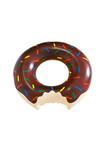Brązowy Materac Tasty Donut