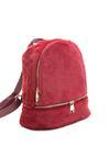 Bordowy Plecak Perfectly