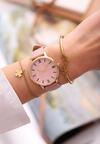Różowy Zegarek Cyclamen