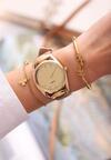Beżowy Zegarek Offprint