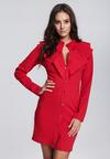Czerwona Sukienka Accurately