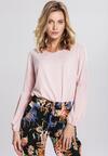 Różowa Bluzka More Select