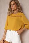Żółta Koszula Aforethought