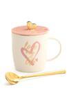 Różowy Kubek Herbal Tea