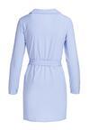 Niebieska Sukienka You Do It