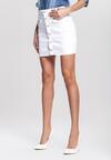 Biała Spódnica Whiteness