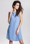 Niebieska Sukienka Run Down