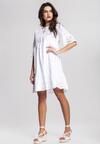 Biała Sukienka Self Sustaining
