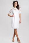 Biała Sukienka Berry