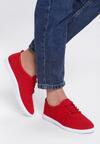 Czerwone Buty Sportowe Credibleness