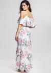 Biała Sukienka Petunia