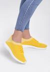 Żółte Buty Sportowe Spiritedness