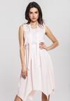 Jasnoróżowa Sukienka Melioration