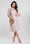 Różowa Sukienka Mistype