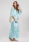 Niebieska Sukienka Adjective