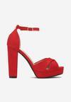 Czerwone Sandały Ask For