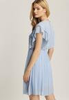 Jasnoniebieska Sukienka Canada