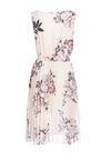 Jasnobeżowa Sukienka Typhoons