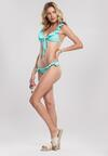Miętowe Bikini Crystalline
