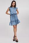 Niebieska Sukienka Ambivalent