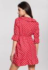 Czerwona Sukienka Westerlies