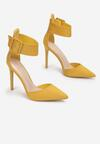 Żółte Sandały See Clearly