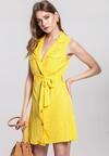 Żółta Sukienka Loam