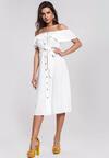 Biała Sukienka Marketable