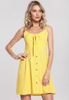 Żółta Sukienka Undersel