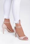 Beżowe Sandały Aimed