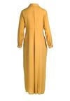Żółta Sukienka Hillcrest