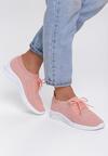 Różowe Buty Sportowe Concession