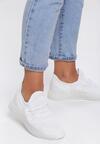 Białe Buty Sportowe Intemperance