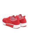 Czerwone Buty Sportowe 'Bout To Say