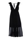 Czarna Sukienka Pogoer